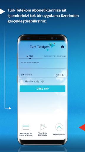 Tu00fcrk Telekom Online u0130u015flemler 9.1.1 Screenshots 1