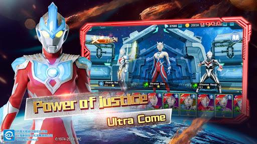 Ultraman: Legend of Heroes 1.1.3 screenshots 11