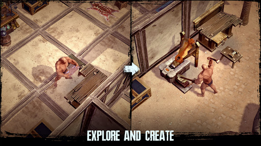 Exile Survival: Survival Game, Crafting & Building  screenshots 6