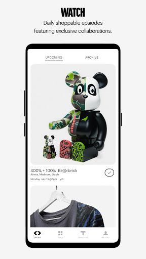 NTWRK - Shop Exclusive Drops Screenshots 2