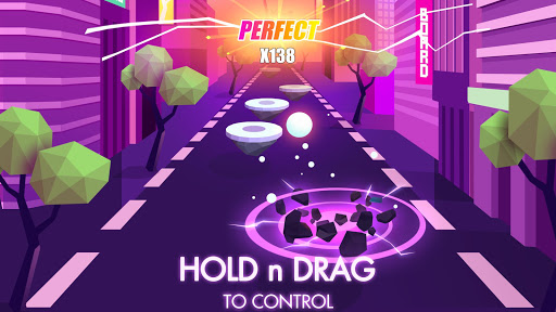 Hop Ball 3D: Dancing Ball on Music Tiles Road screenshots 16