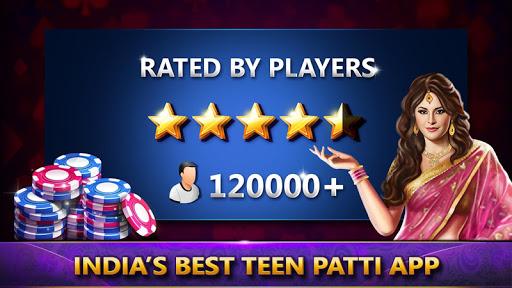UTP - Ultimate Teen Patti (3 Patti) 38.9.7 Screenshots 1