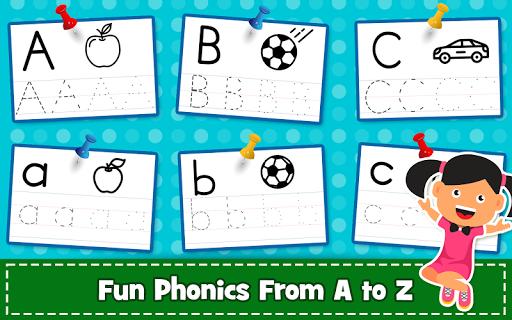 ABC PreSchool Kids Tracing & Phonics Learning Game 20.0 screenshots 10