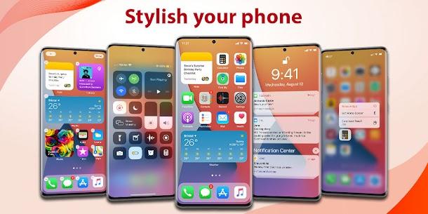 Launcher iPhone MOD APK (Premium Unlocked) 1
