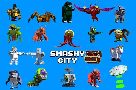 Smashy City X Ultraman MOD Apk 3.1.4 (Unlocked) 1
