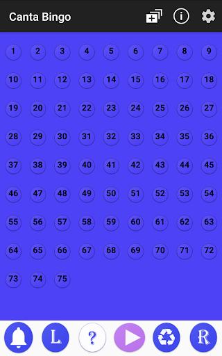 Bingo Shout - Bingo Caller Free  Screenshots 5