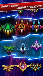 Galaxy Shooter: Wings Fighting + Idle Boss 2020 1.2.6 APK with Mod + Data 2