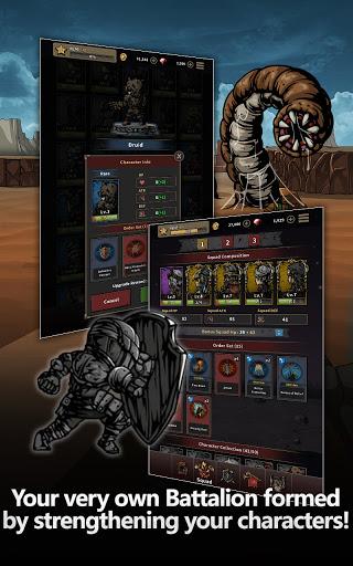Titan Slayer: Roguelike Strategy Card Game apktram screenshots 5