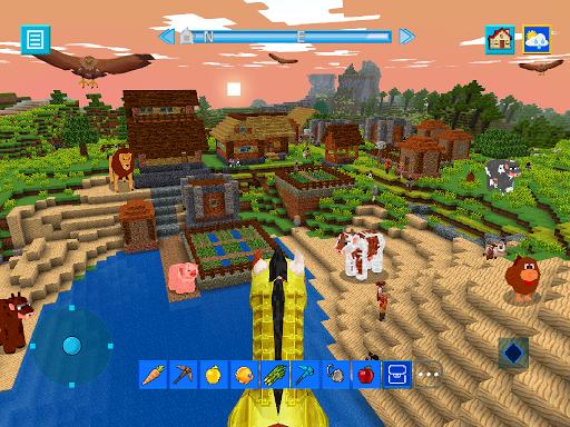 Terra Craft: Build Your Dream Block World 1.6.5 screenshots 10