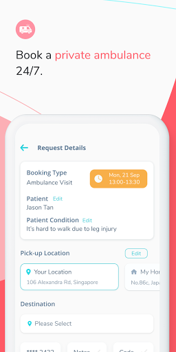 Speedoc: Doctor, Nurse, Pharmacist In Your Pocket android2mod screenshots 5