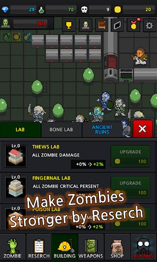 Grow Zombie VIP - Merge Zombies  screenshots 8