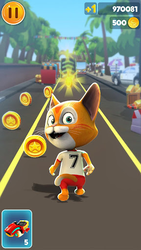 Cat Run Simulator 3D : Design Home screenshots 2
