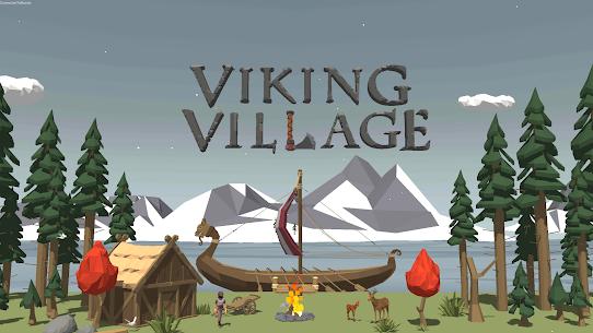 Viking Village RTS 8.6.2 Apk Mod (Unlocked) 1