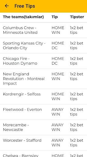 correct score tips screenshot 2