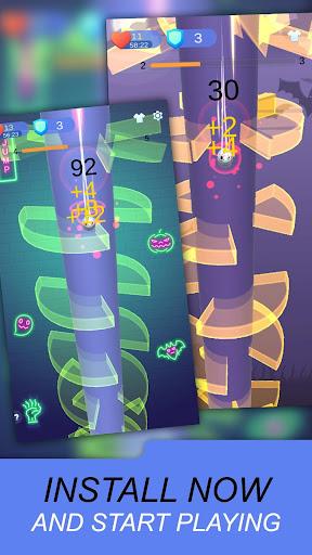 Helix Rush apktram screenshots 7