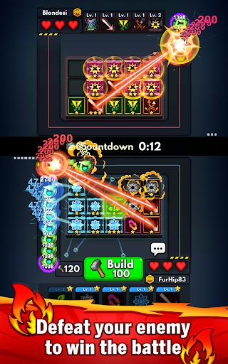 Merge Clash: TD Tower Defense Games  screenshots 10