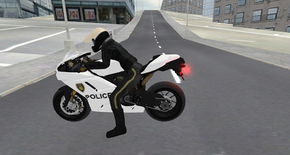 Police Motorbike Simulator 3D 1.14 MOD for Android 3