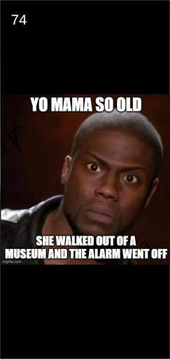 Yo Mama Memes Apkfinish screenshots 10