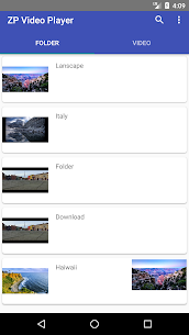 ZP Video Player Pro v1.12 [Paid] 2