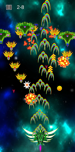 Télécharger Galaxy Hunter - Space Shooter - Galaxy Shooter APK MOD (Astuce) screenshots 1