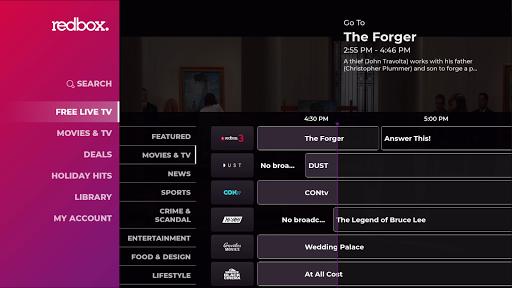 Foto do Redbox: Stream new movies + watch free movies & TV