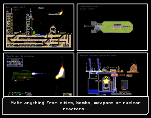 The Powder Toy apkdebit screenshots 5