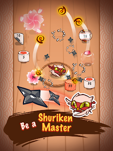 Shuriken Master!