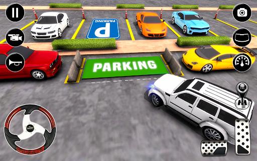 In Car Parking Games u2013 Prado New Driving Game  Screenshots 2