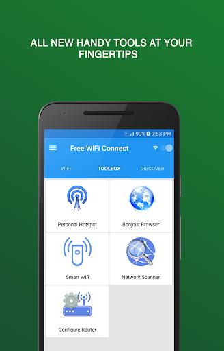 Free WiFi Connect  Screenshots 3