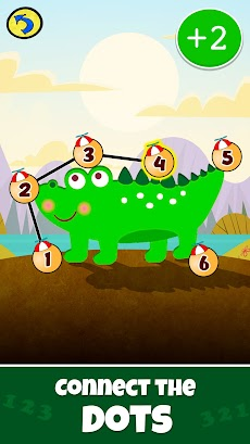 123 Dots: Learn to count numbers for kidsのおすすめ画像5