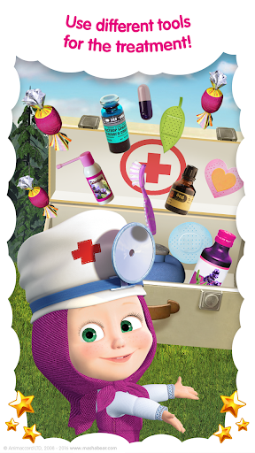 Masha and the Bear: Free Animal Games for Kids 4.0.5 screenshots 4