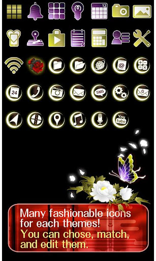 Elegant Theme Fluttery Flowers For PC Windows (7, 8, 10, 10X) & Mac Computer Image Number- 8