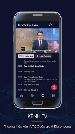 VTV Go - TV Mu1ecdi nu01a1i, Mu1ecdi lu00fac apktram screenshots 2