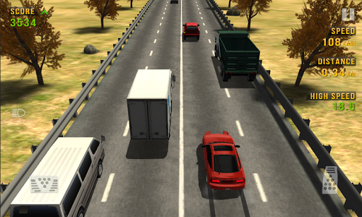 Code Triche Traffic Racer (Astuce) APK MOD screenshots 1