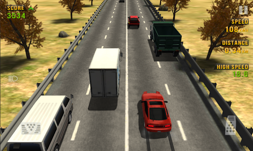 Download Traffic Racer Mod Apk 3.3 For Android [Unlimited Money] 1