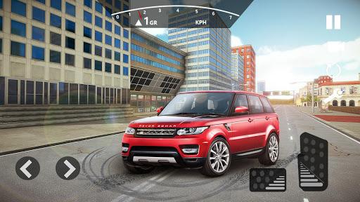 Crazy Car Driving & City Stunts: Rover Sport 1.12 Screenshots 7