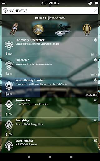 Warframe 4.12.2.3 screenshots 18