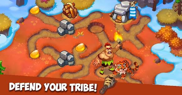Caveman Dash – time management game Apk İndir 3