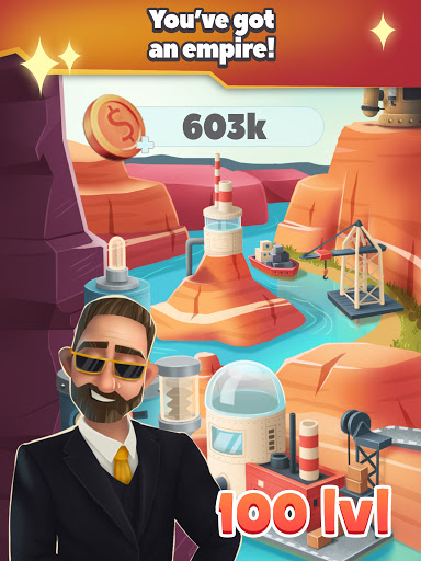 Trash Tycoon: idle clicker & simulator & business  screenshots 16