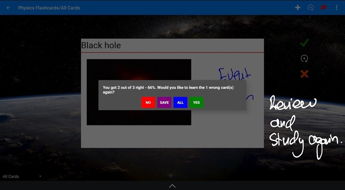 NoteDex - Index Card, Flash Card, Note Taking App screenshot 12