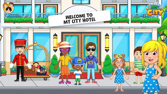 My City : Hotel APK For Android 1