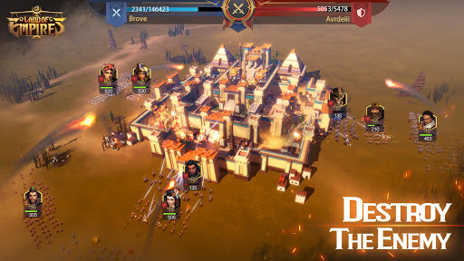Land of Empires : Epic Strategy Game 0.0.26 screenshots 4
