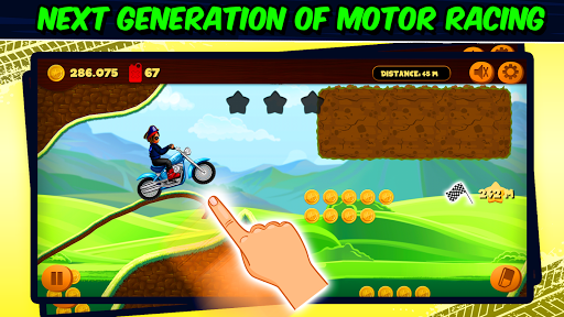 road draw 2: moto race screenshot 1