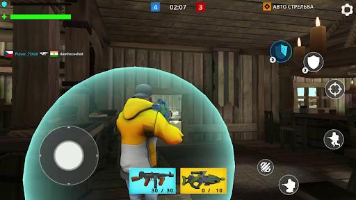 Strike Shooter: War Battle Gun Fps Shooting Games screenshots 1