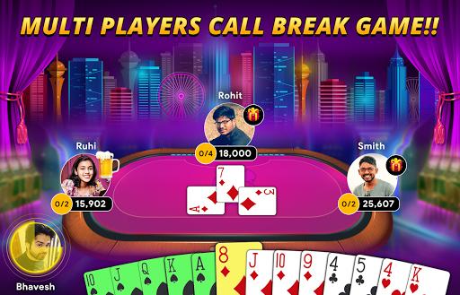 Callbreak - Online Card Game 3.2 screenshots 1