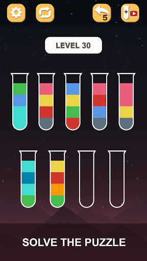 Color Sort Puzzle  screenshots 19