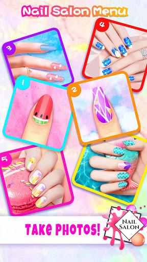 Super Nail Salon: Girl Games screenshots 22