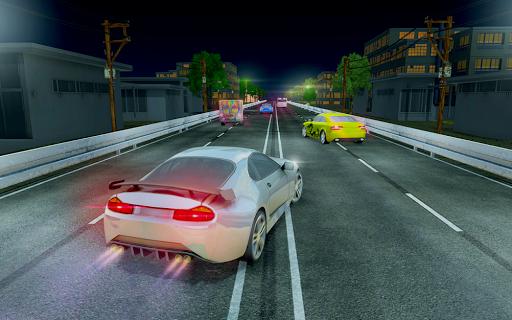 Extreme Highway Traffic Car Race  screenshots 1