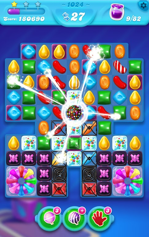 Candy Crush Soda Saga poster 18