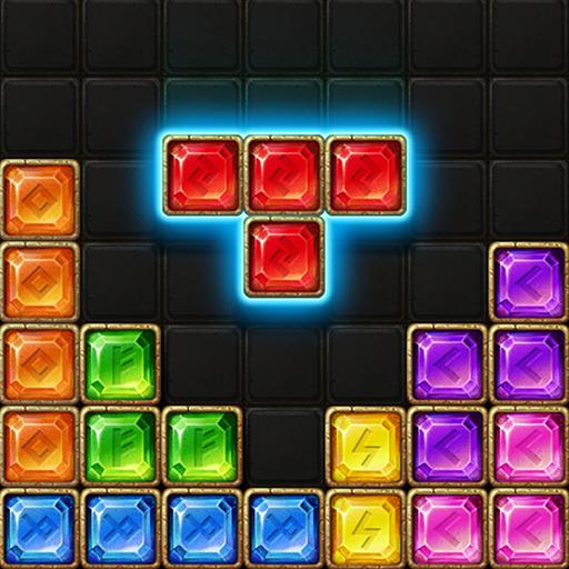 Jewel Puzzle King : Block Game